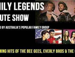 Family Legends Tribute Show