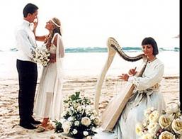 Sydney Wedding Harpist C